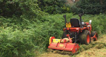 Devon garden Services (Flailing)